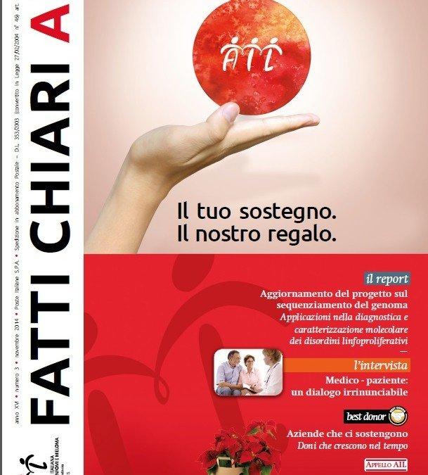 Fatti Chiari – Novembre 2014