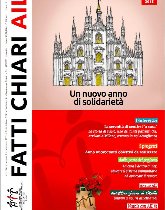 Fatti Chiari – Novembre  2015
