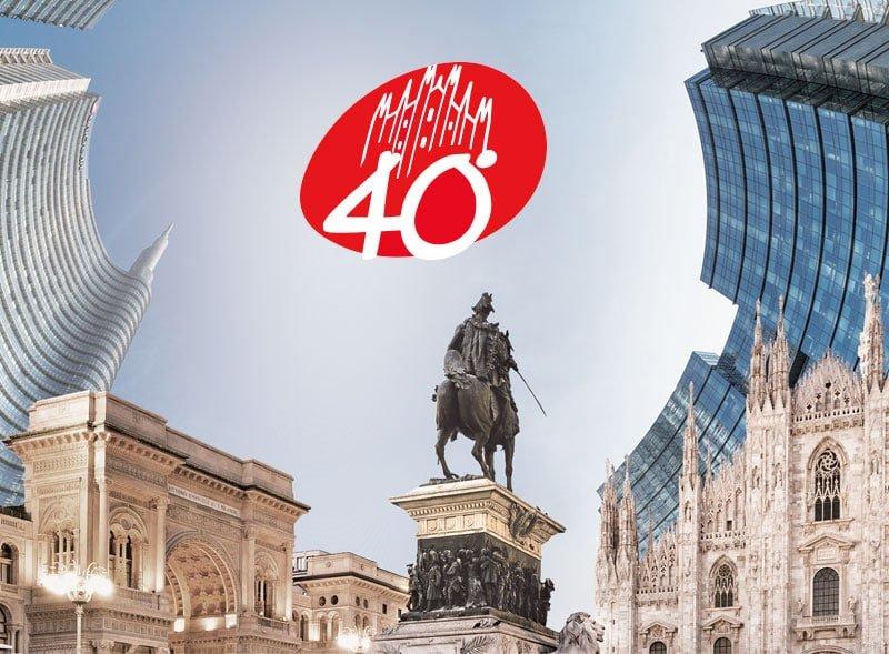 1976-2016 40 anni con AIL Milano