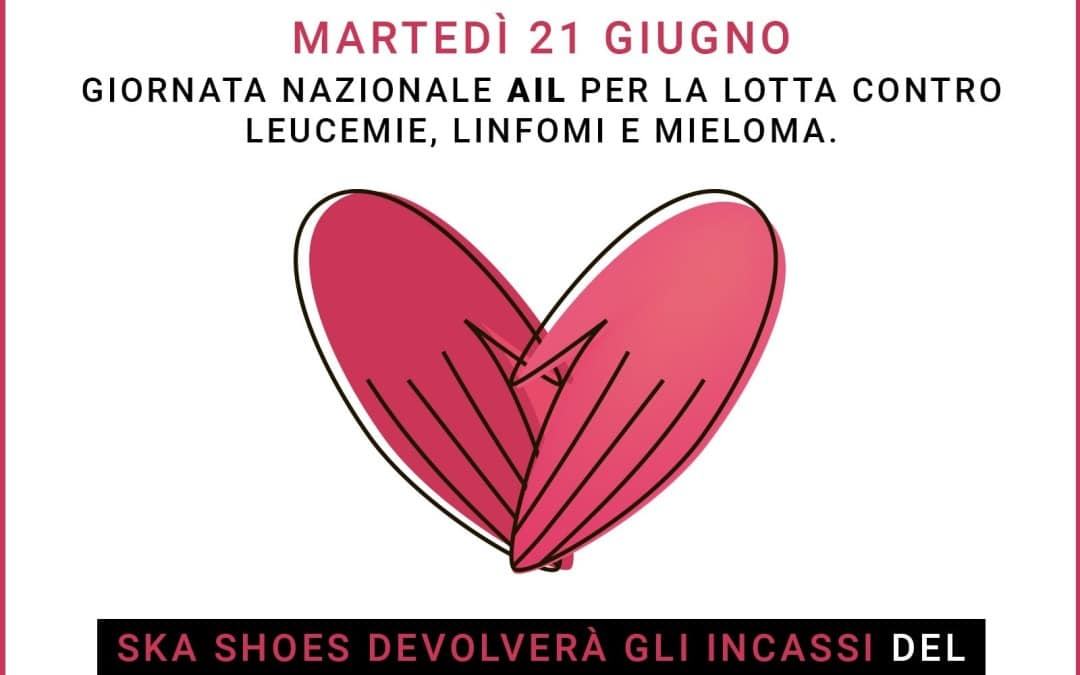 Ska Shoes a favore di AIL