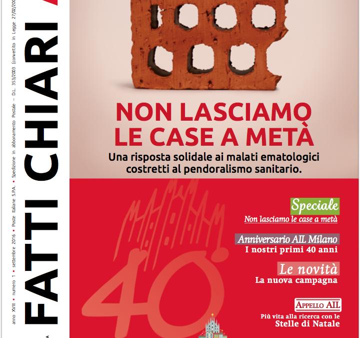 Fatti Chiari – Settembre  2016
