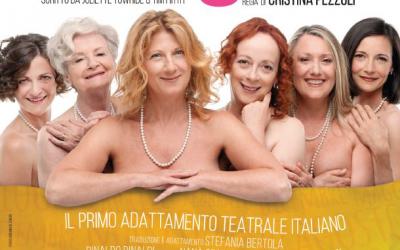 Calendar Girls, torna al Teatro Manzoni lo spettacolo a favore di AIL.