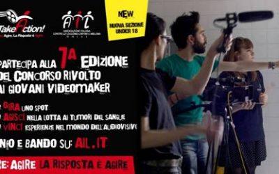 TAKE…. ACTION! il concorso per giovani videomaker solidali
