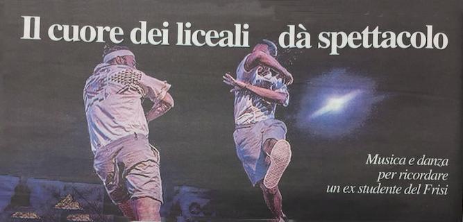Il Giorno parla dello spettacolo di Point2b a favore di AIL Milano