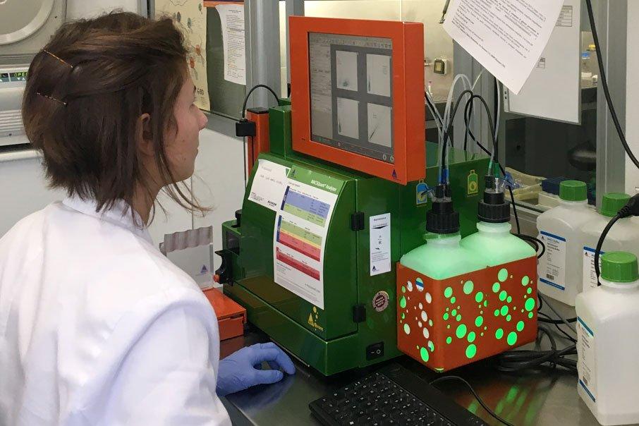 Laboratorio Istituto Nazionale Tumori