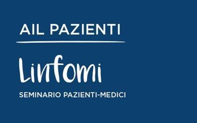 Seminario Pazienti-Medici: I linfomi