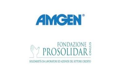 Fondazione Prosolidar e Amgen a sostegno del progetto di accompagnamento alle cure dei pazienti oncoematologici