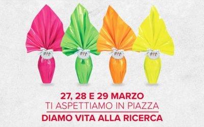 Pasqua: in piazza a Milano con AIL